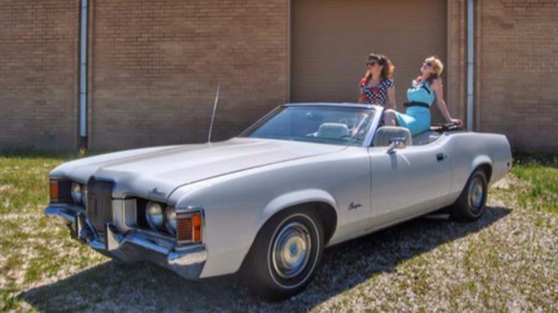 RPMWired.com car search / 1971 Mercury Cougar