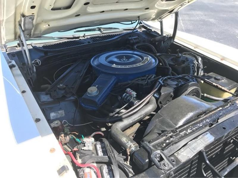 1971 Mercury Cougar for sale at Vehicle Network, LLC - I-95 Muscle in Hope Mills NC