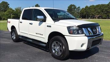 2011 Nissan Titan for sale at Vehicle Network, LLC - I-95 Muscle in Hope Mills NC