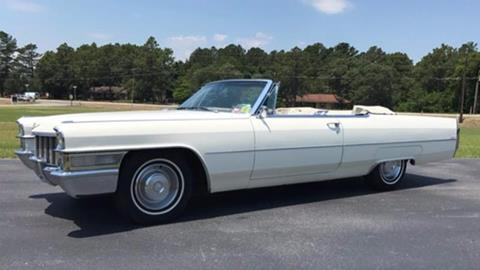 1965 Cadillac DeVille for sale at Vehicle Network, LLC - I-95 Muscle in Hope Mills NC