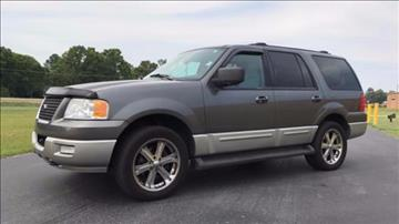 2003 Ford Expedition for sale at Vehicle Network, LLC - I-95 Muscle in Hope Mills NC