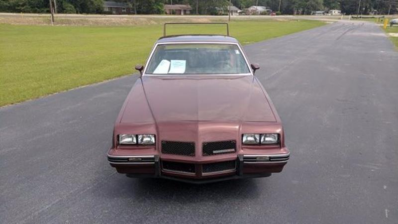 1984 Pontiac Grand Prix for sale at Vehicle Network, LLC - I-95 Muscle in Hope Mills NC