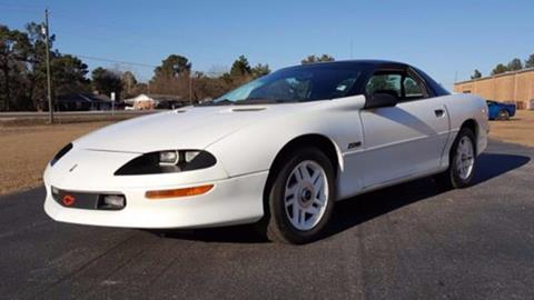 1996 Chevrolet Camaro for sale at Vehicle Network, LLC - I-95 Muscle in Hope Mills NC