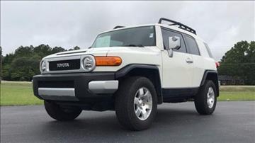 2010 Toyota FJ Cruiser for sale at Vehicle Network, LLC - I-95 Muscle in Hope Mills NC