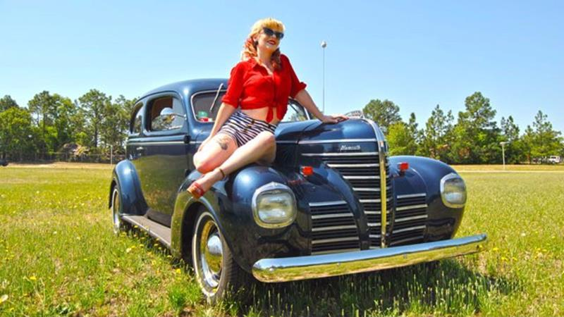RPMWired.com car search / 1939 Plymouth P8