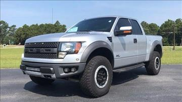 2011 Ford F-150 for sale at Vehicle Network, LLC - I-95 Muscle in Hope Mills NC