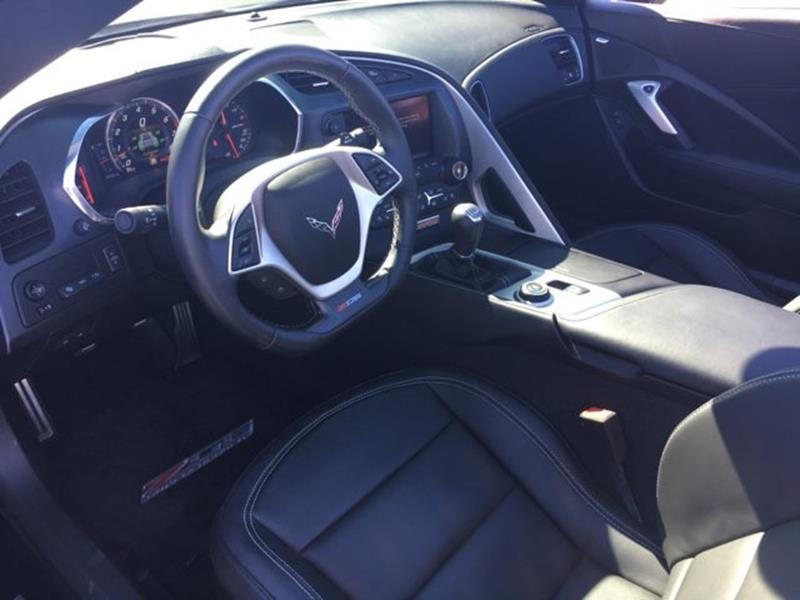 2015 Chevrolet Corvette for sale at Vehicle Network, LLC - I-95 Muscle in Hope Mills NC