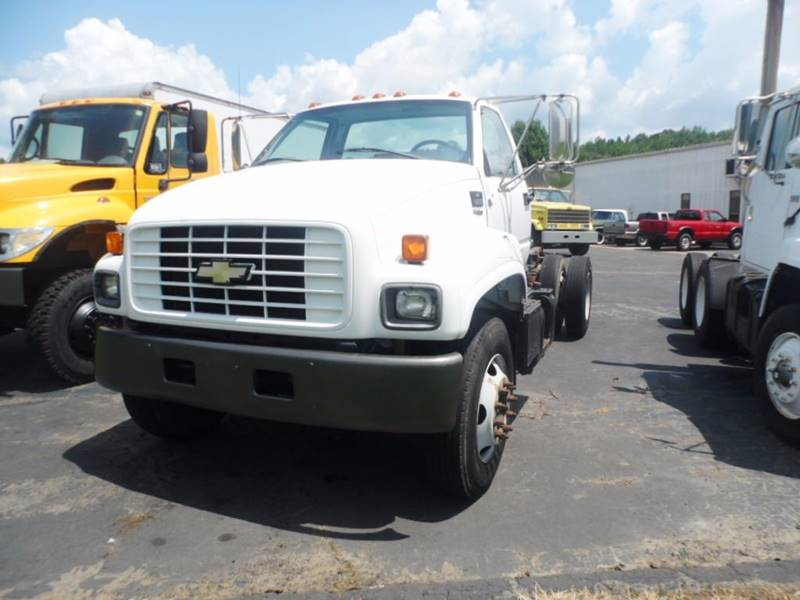 1998 CHEVROLET	 C6500 for sale at Vehicle Network, LLC - The Truck Connection in Albemarle NC