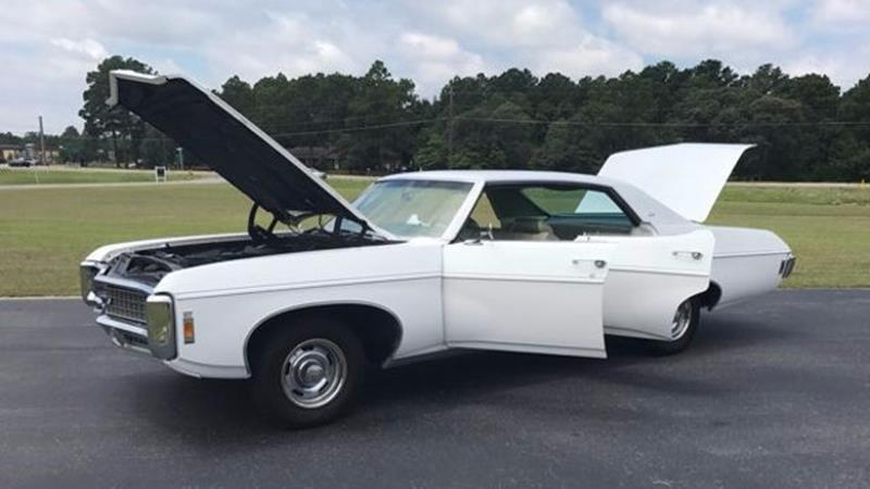 1969 Chevrolet Caprice for sale at Vehicle Network, LLC - I-95 Muscle in Hope Mills NC