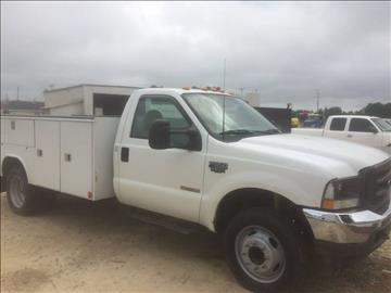 2003 Ford F-550 for sale at Vehicle Network, LLC - Johnson Farm Service in Sims NC