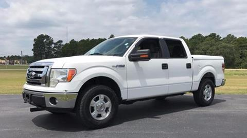 2012 Ford F-150 for sale at Vehicle Network, LLC - I-95 Muscle in Hope Mills NC