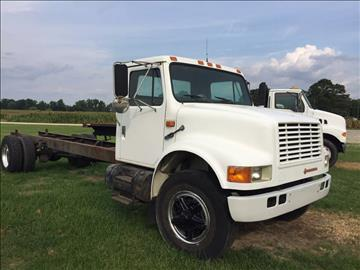 1990 International 4900 for sale at Vehicle Network, LLC - Fat Daddy's Truck Sales in Goldsboro NC