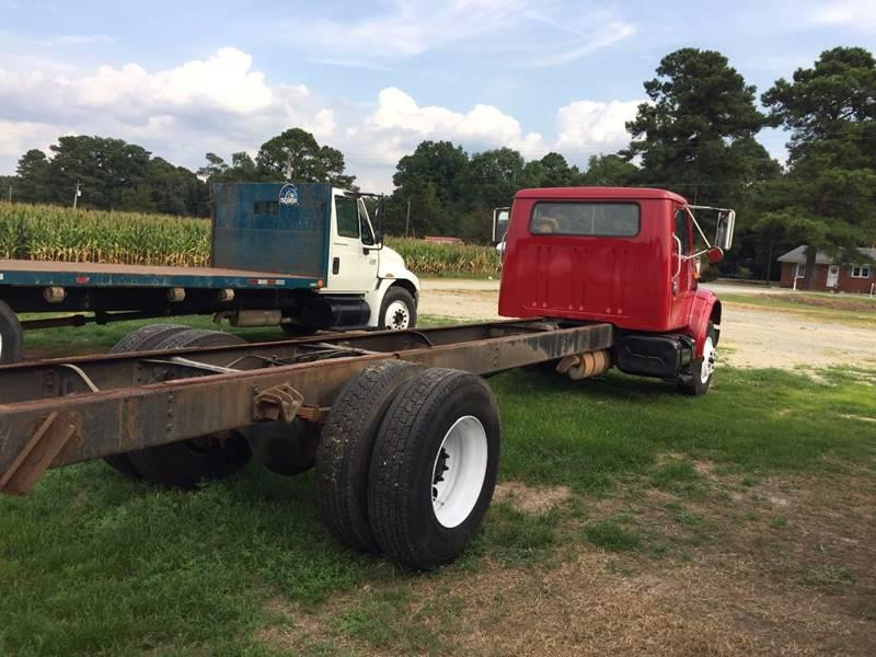 1998 International 4700 for sale at Vehicle Network, LLC - Fat Daddy's Truck Sales in Goldsboro NC
