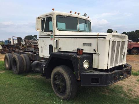 1981 International Paystar 5000 for sale at Vehicle Network, LLC - Fat Daddy's Truck Sales in Goldsboro NC