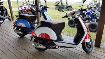 2016 Hyosung QT-50 (Revival 50) for sale at Vehicle Network, LLC - ULTRA POWER SPORTS in Raleigh NC