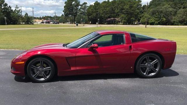 2008 Chevrolet Corvette for sale at Vehicle Network, LLC - I-95 Muscle in Hope Mills NC