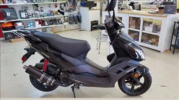 2015 Wolf Brand Scooters V-150 for sale at Vehicle Network, LLC - ULTRA POWER SPORTS in Raleigh NC