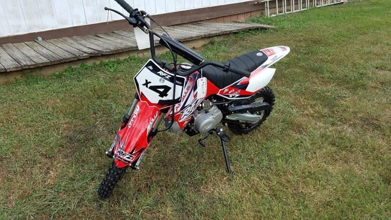 2016 Morgan X-4 110cc Semi Auto Dirt Bike for sale at Vehicle Network, LLC - ULTRA POWER SPORTS in Raleigh NC