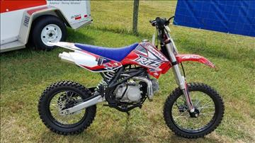 2016 Morgan X-18 125cc Dirt Bike for sale at Vehicle Network, LLC - ULTRA POWER SPORTS in Raleigh NC
