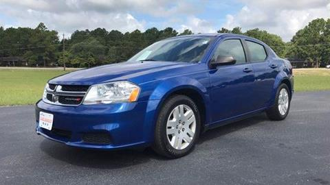 2014 Dodge Avenger for sale at Vehicle Network, LLC - I-95 Muscle in Hope Mills NC