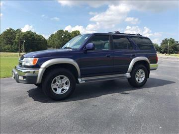 2001 Toyota 4Runner for sale at Vehicle Network, LLC - I-95 Muscle in Hope Mills NC