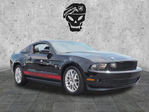 2012 Ford Mustang for sale at Vehicle Network, LLC - Alfa Romeo Fiat of the Triad in Greensboro NC