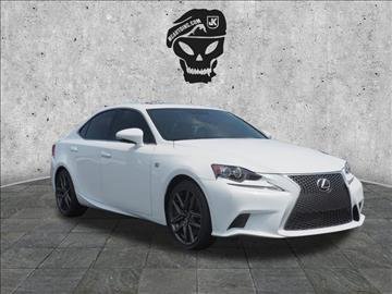 2015 Lexus IS 350 for sale at Vehicle Network, LLC - Alfa Romeo Fiat of the Triad in Greensboro NC