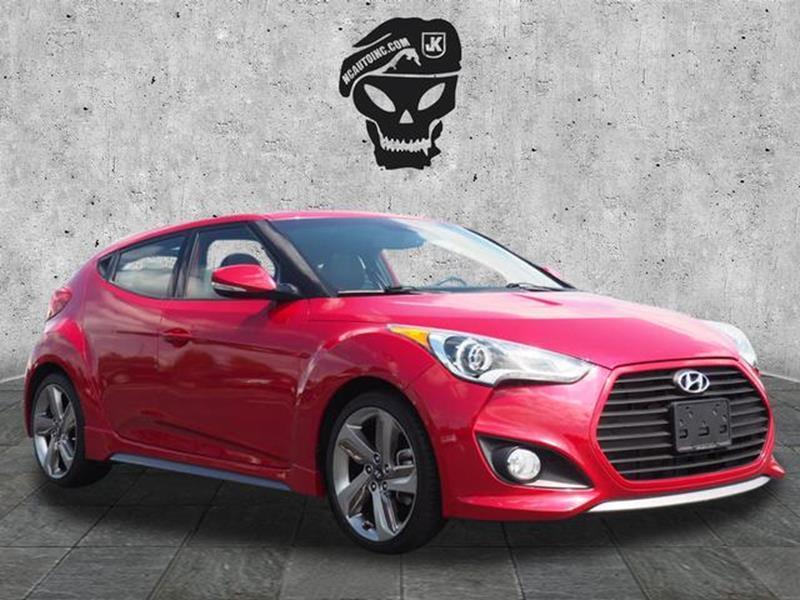 2014 Hyundai Veloster Turbo for sale at Vehicle Network, LLC - Alfa Romeo Fiat of the Triad in Greensboro NC