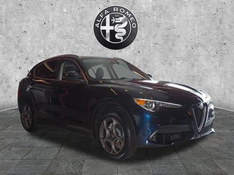 2018 Alfa Romeo Stelvio for sale at Vehicle Network, LLC - Alfa Romeo Fiat of the Triad in Greensboro NC