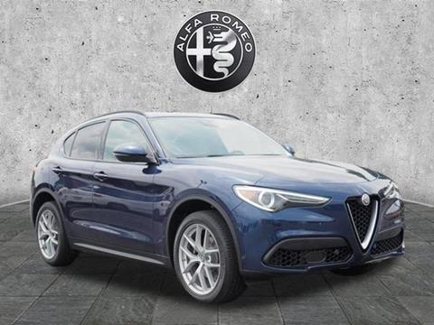2018 Alfa Romeo Stelvio for sale at Vehicle Network, LLC - Alfa Romeo Fiat of the Triad in Greensboro NC