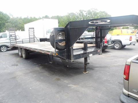 2015 GOOSENECK 7 TON for sale at Vehicle Network, LLC - The Truck Connection in Albemarle NC
