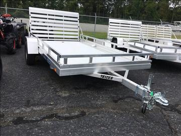 2018 Aluma 7812ES for sale at Vehicle Network, LLC - Performance East, INC. in Goldsboro NC