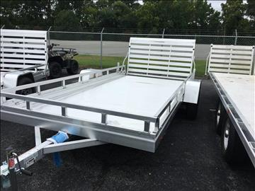 2018 Aluma 7814ES for sale at Vehicle Network, LLC - Performance East, INC. in Goldsboro NC