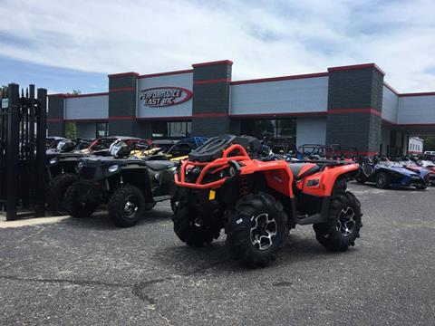 2018 Can-Am Outlander X mr 650 for sale at Vehicle Network, LLC - Performance East, INC. in Goldsboro NC
