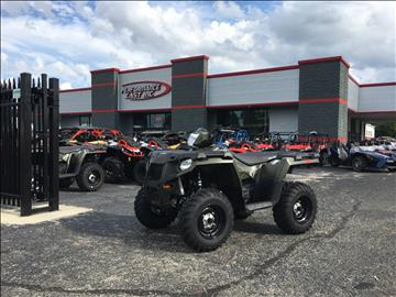 2017 Polaris Sportsman 450 H.O. EPS for sale at Vehicle Network, LLC - Performance East, INC. in Goldsboro NC
