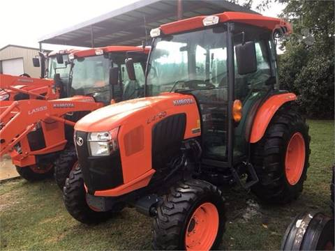 2017 Kubota L4760HSTC for sale in Sims, NC