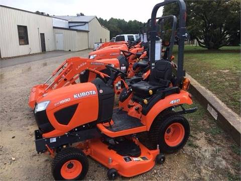 2017 Kubota BX1880 for sale in Sims, NC