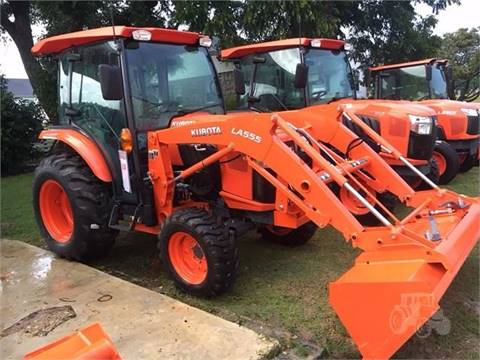 2017 Kubota L3560HSTC for sale in Sims, NC