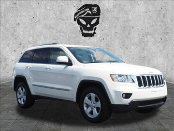 2012 Jeep Grand Cherokee for sale at Vehicle Network, LLC - Alfa Romeo Fiat of the Triad in Greensboro NC