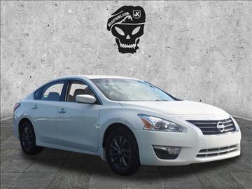 2015 Nissan Altima for sale at Vehicle Network, LLC - Alfa Romeo Fiat of the Triad in Greensboro NC