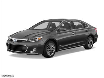 2014 Toyota Avalon Hybrid for sale at Vehicle Network, LLC - Alfa Romeo Fiat of the Triad in Greensboro NC
