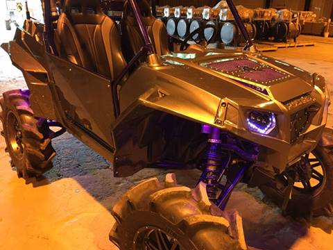 2012 Polaris RZR for sale at Vehicle Network, LLC in Apex NC