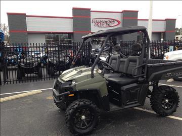2012 Polaris Ranger XP® 800 for sale at Vehicle Network, LLC - Performance East, INC. in Goldsboro NC