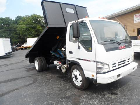 2007 GMC W4500 for sale in Albemarle, NC