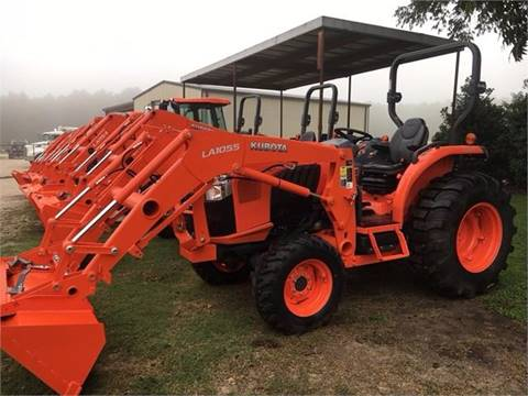 2017 Kubota L4760GST for sale in Sims, NC