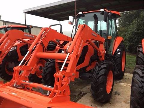 2017 Kubota M7060HDC12 for sale in Sims, NC