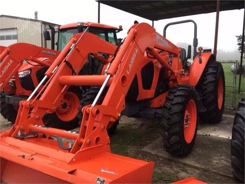 2017 Kubota M5-091HDC12 for sale in Sims, NC