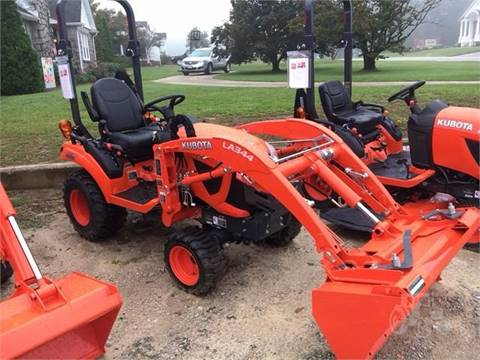 2017 Kubota BX2380 for sale in Sims, NC