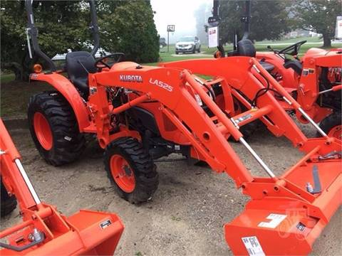 2017 Kubota L3901DT for sale in Sims, NC