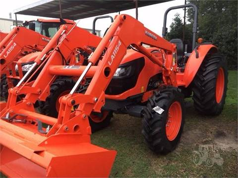 2017 Kubota M5660SUHD for sale in Sims, NC